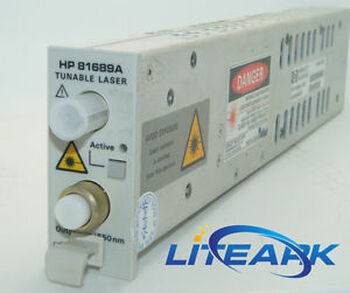 HP 81689A Tunable Laser module /w opt 021