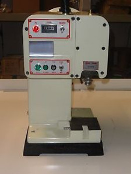 Gem Terminal Crimp press w/APP and die-set New $3750