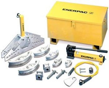 NEW Enerpac STB-101H 1/2 Inch to 2 Inch One Shot Pipe Bender