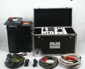 High Voltage Inc 62KV High Load capacity VLF AC Hipot Tester VLF-6022CM(F)