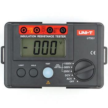 2X UT501 Insulation Resistance Tester Megohmmeter 1000V New