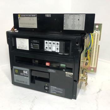Square D SEF363000LIA4 3000 Amp Electronic Trip SE Breaker LIA RP100 SEF 3000A