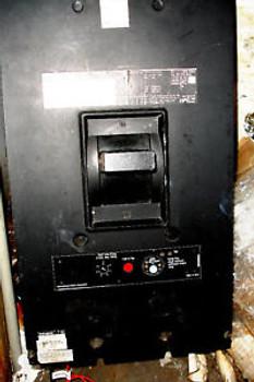 Westinghouse PCF31600 1600 amp w/ undervoltage remote