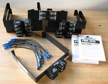 LOT (5) Acme Transformer PL-112705 Primary Fuse Kit