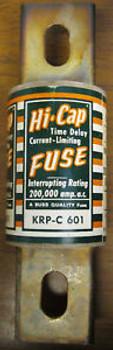 Bussmann KRP-C 601 Fuse  600 Volt  601 Amp