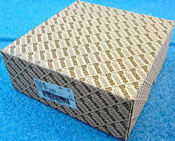 BOX OF 10 FUSETRON FRS-R-45 FRSR45 FUSES, FRS-R SERIES, 45A 45 AMP - NEW