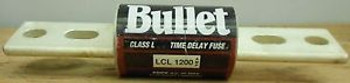 #SLS1B14 Edison Fuseger Time Delay Fuse  LCL 1200amp  #12247SY