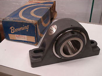 BROWNING PBE920X3-3/16 3 3/16 PILLOW BLOCK BEARING SEALMASTER DODGE TIMKEN