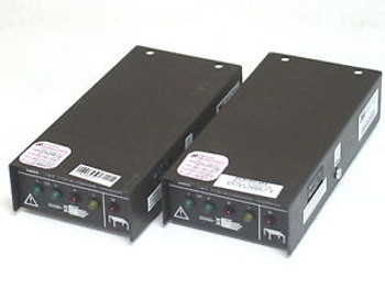 2 3M 724 Work Station Anti-Static Grounding Monitors + 733 Remote Inputs