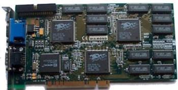 TRIDENT TV57 TVGA96PCI  TGUI9680-1 PCI VIDEO ADAPTER