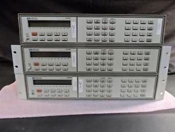 (3x) HP 3488A Switch Control Unit