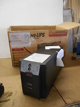 APC 1000 OR 1500 SMART-UPS (UNINTERRUPTABLE POWER SUPPLY), 230V, NEW