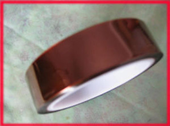 100 pcs 1/2 Kapton polyimide tape 13mm33m Si IC BGA PCB ping