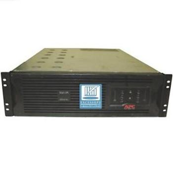 APC SMART UPS XL 3000 Rackmpunt 3U UPS - Extended Run Time Option
