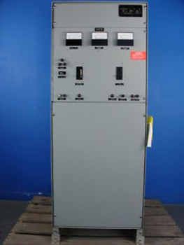 EXIDE 5 KVA UNINTERRUPTIBLE POWER SYSTEM RL-82710-02 120V AC 105-140 DC 120V out