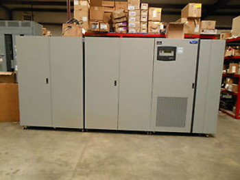 Liebert NPower 65KVA UPS Unit 120/208 with MB CAB, PDU, and 2 150A  Battery Cab