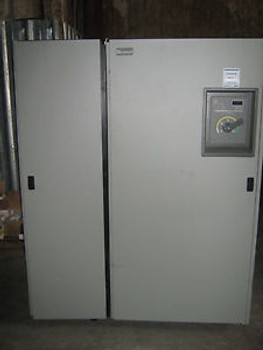 Liebert AP321 UPS System, 12 kW, 208 In, 208/120 Out, w/ battery cabinet, !!