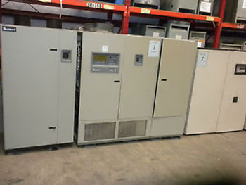 LIEBERT UPS UNINTERRUPTIBLE POWER SYSTEM 150 KVA 3 PAHSE 3 WIRE 480 VOLT