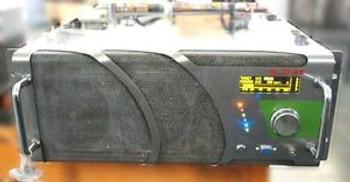 ELENOS ETG 3500 stereo 3.5 Kw FM Transmitter Radio Broadcasting with ENCODER