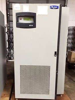 Liebert NPower 65KVA UPS Unit 480/208 with MB Cabinet, PDU, and Battery Cab