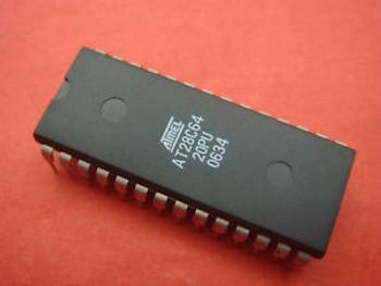 10 Atmel AT28C64B-20PU AT28C64B 28C64 Eeprom Memory IC AR