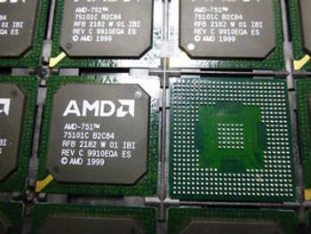 1 NEW ENGINEERING SAMPLE AMD-750 ATHLON ENHANCEMENT CHIPSET AMD-751 & AMD-756