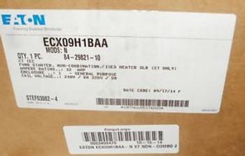 Eaton Ecx09H1Baa-N Xt Non-Combo 240V, 32A, 24-32A Fxd Heater Olr