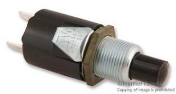 Eaton 8411K8 Switch, Pushbutton, Spst, 4A, 250V