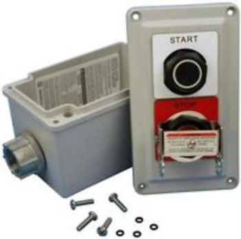 Square D By Schneider Electric 9001Sky203 Control Station, Pushbutton, 1No/2Nc