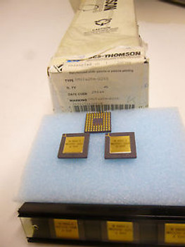 1 piece IMST425A-G20S 32-bit TRANSPUTER 20MHz 50ns 84-pin PGA  INMOS NEW ~