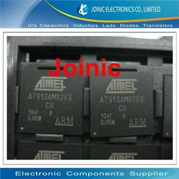 10 pcs AT91SAM9263-CU Atmel MCU 32-Bit AT91SAM9263 ARM926EJ-S RISC 128KB ROM