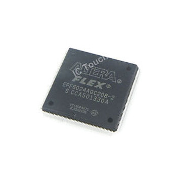 10pcs EPF6024AQC208-2 IC Programmable Logic Device Family ALTERA IC QPF-208