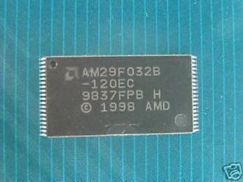 10pcs AMD AM29F032B-120EC AM29F320 NEW