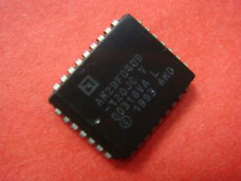 100 AM29F040B-120JC AMD FLASH MEMORY IC AM29F040B LI