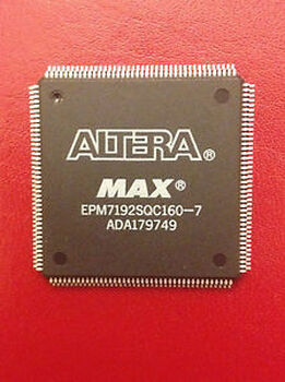2 Altera EPM7192SQC160-7 IC CPLD 192MC 7.5NS 160QFP New ICs