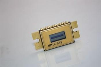 Hamamatsu Back-Thinned FFT-CCD S7031-0906 532×64 IMAGE SENSOR Linear Camera Chip