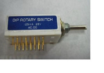 1 pc FUJISOKU 125mA 28V Rotary / encoder switch