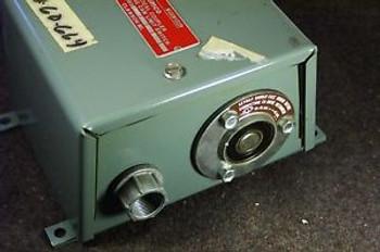 Ametek Gemco Optical Coupler Rotating Cam Limit Switch  1983-1204-L-L1-X-X