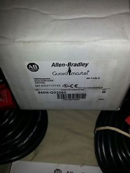 Allen Bradley Guard Master 6M Cable Cat. 440N-G02060 Ser. B
