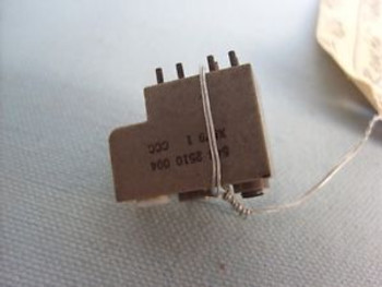 1 Reactor COIL AND 1 TRANSFORMER 1.945 / 2.4 MHz  # 543-2510-004 / X679-1