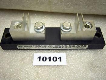 (10101) Littelfuse LT30200-1C Fuse Block w Box Lug Terminal