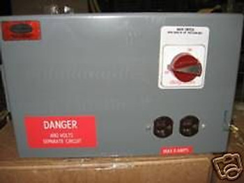 NEW-Daykin 1000VA Transformer Disconnect Series LTFS-05