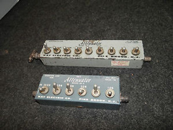 2 Kay Electric Attenuator Models 432D & 431C