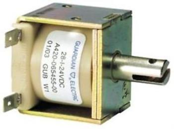 03M5779 Guardian Electric 14-C-120A Solenoid Continuous 120Vac 63Va 18 Ohm