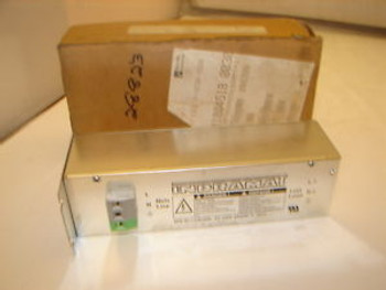 BOSCH/REXROTH/INDRAMAT NFE02.1-230-008 POWER LINE FILTER 230V 8A@40°C New