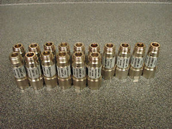 16 Mini-Circuits UNAT-4+ Series Attenuators 4dB DC-6GHz