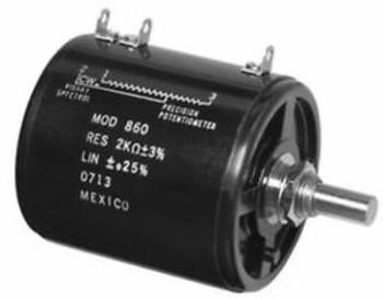 01F8088 Vishay Spectrol 860-11103 Pot Wirewound 10Kohm 1% 8W