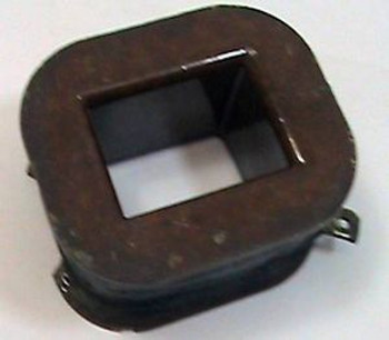 Westinghouse Coil S-1490658C / S-1490658 C Chipped Brown Housing/Spool NOS