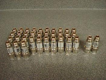 35 Mini-Circuits UNAT-1 1+ Series Attenuators 1dB DC-6GHz