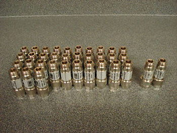 35 Mini-Circuits UNAT-1 1+ Series Attenuators 1dB DC-6GHz